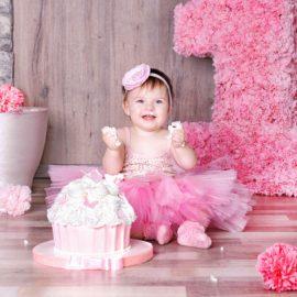 Primo Compleanno Bambina