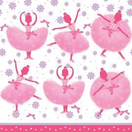 tovaglia festa ballerina