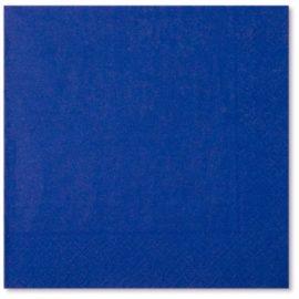 tovaglioli di carta blu