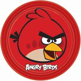 angry birds piatti compleanno