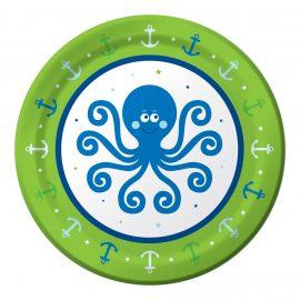 Primo Compleanno Oceano Blu