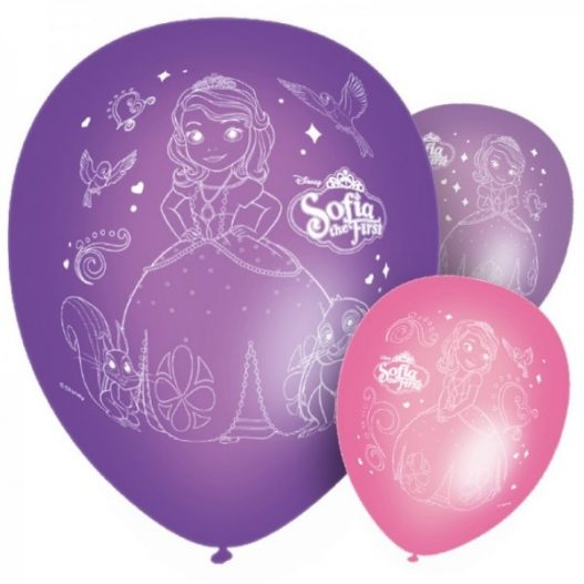 palloncini sofia la principessa