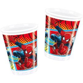 bicchieri-spiderman