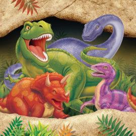 tovaglia-dinosauri
