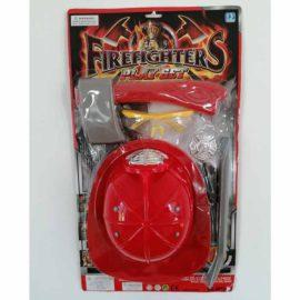 costume pompiere bambino