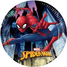 piattini-compleanno-spiderman