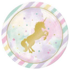 Unicorno dorato