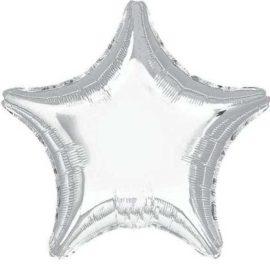 palloncini-a-stella-argento