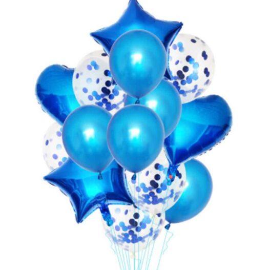 palloncini-con-coriandoli-blu